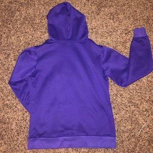 Under Armour Tops - Dark Purple Under Armour Sweater